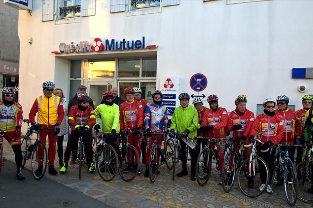 cyclo-club de Cozes