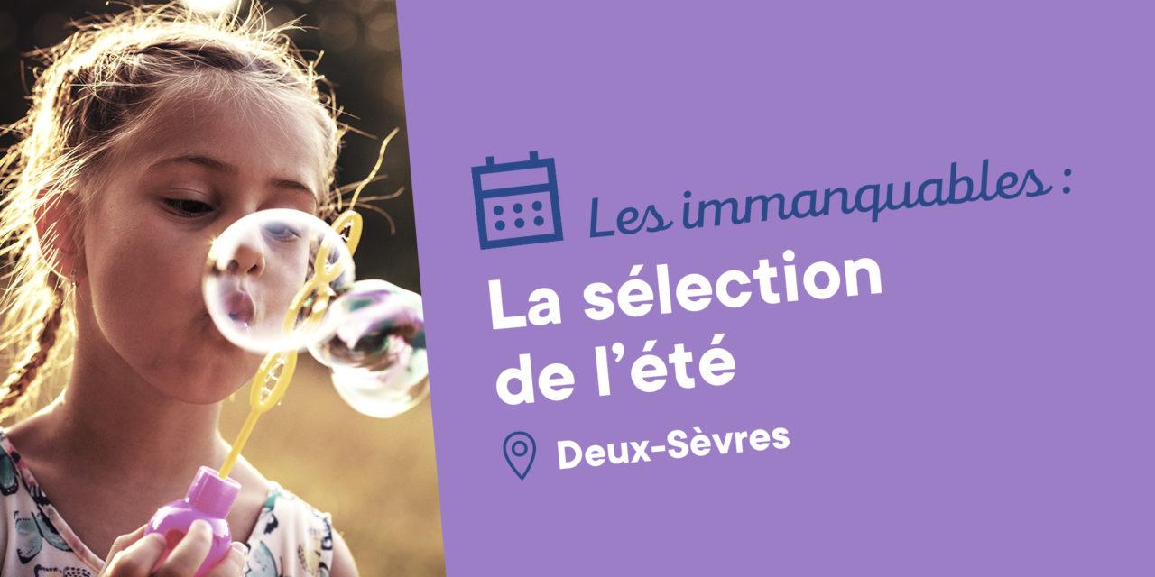 Un été riche en découvertes en Deux-Sèvres