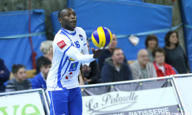 # 14-Dans la peau d'Alain, en mode championnats du monde de volley-ball