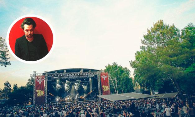 Dans le smartphone de Jean-Marc, bénévole au Free Music Festival de Montendre