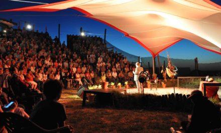 Sirène soleil couchant, dans un théâtre d'ardoise…