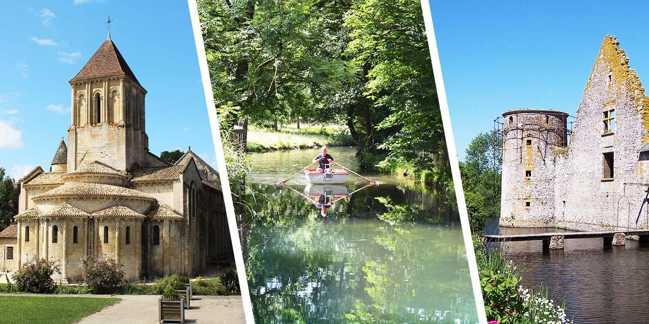 Les 15 plus beaux sites des Deux-Sèvres