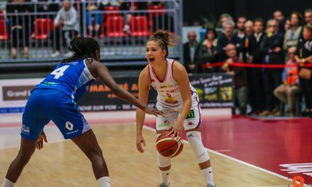 #21 – Dans la peau de Caroline, l'étonnant talent du basket vendéen