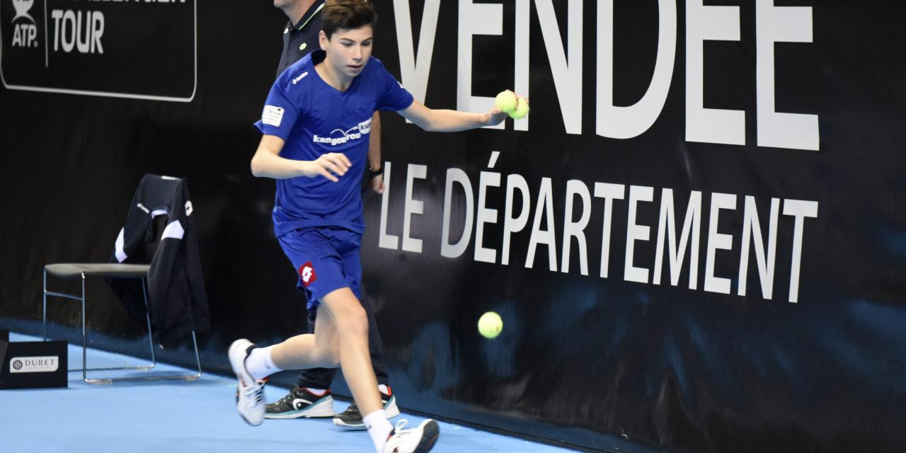 # 19 – Dans la peau de Romain, au cœur d'un tournoi Challenger