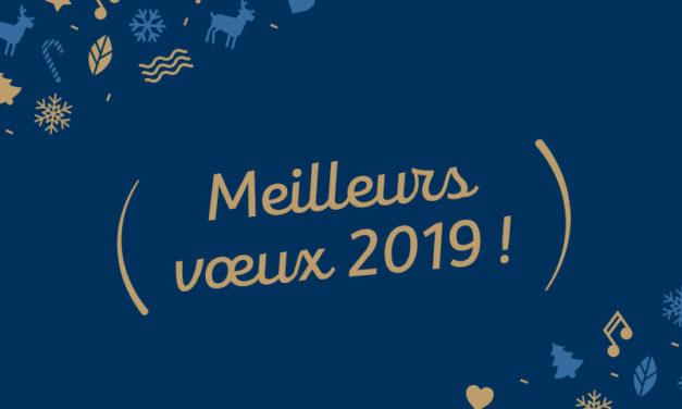 Prêts à partager encore plus d'émotions en 2019 !