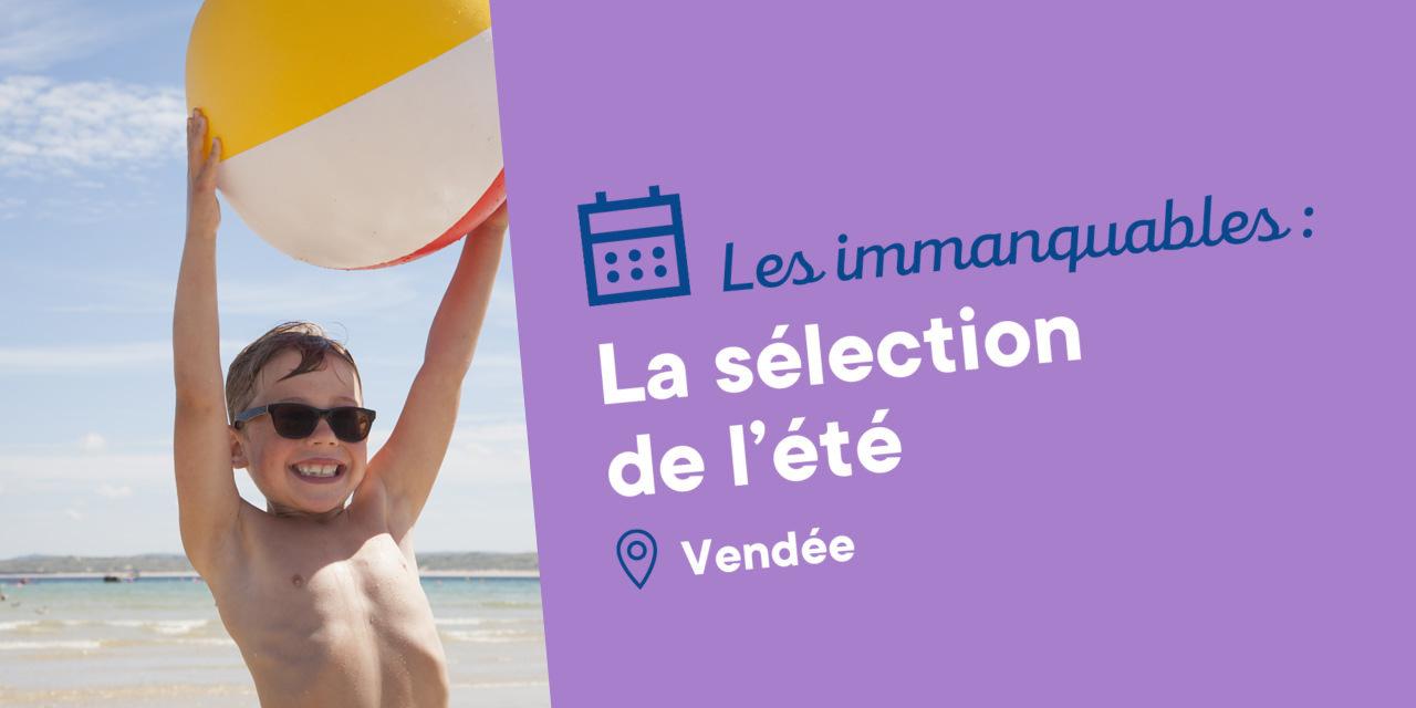 Des événements haut en couleurs en Vendée