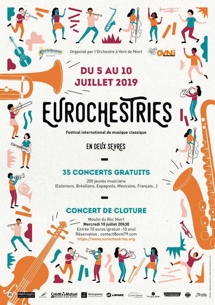 Festival des Eurochestries