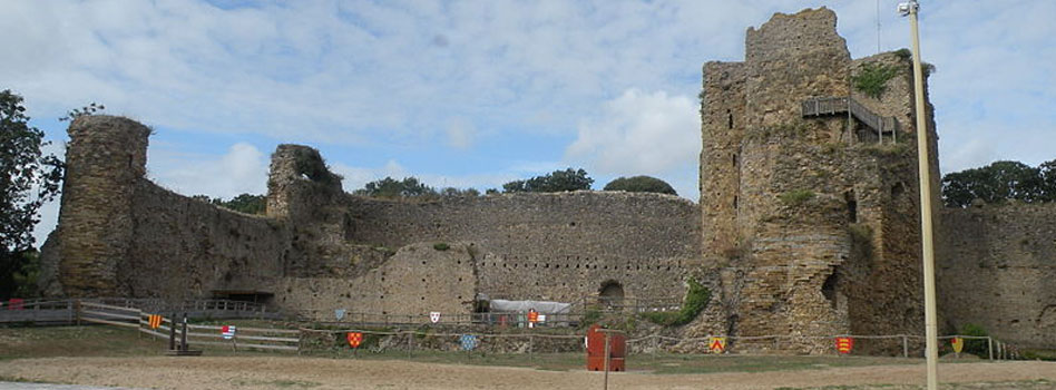 Chateau de Talmont Vendée