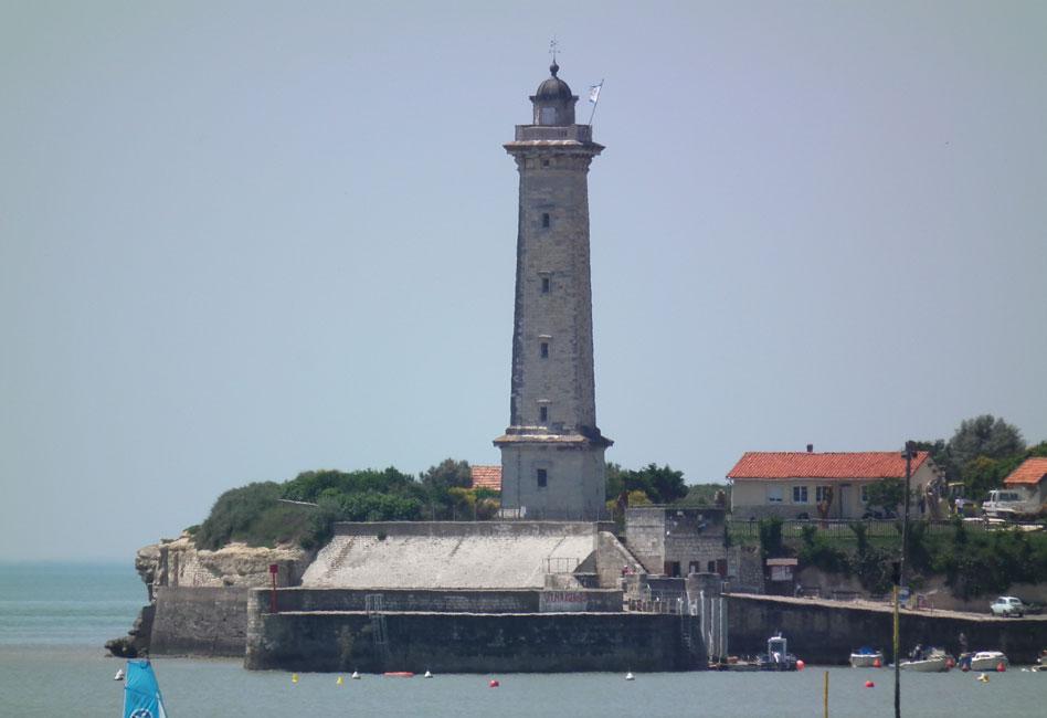 Phare de Vallieres charente maritime