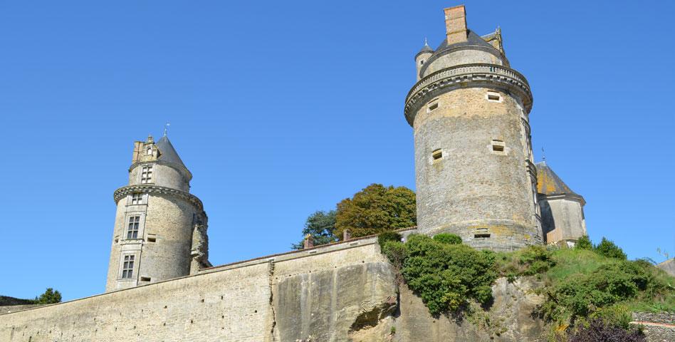 Quels sont les plus beaux châteaux de Vendée ?