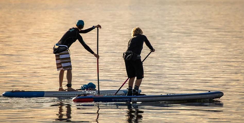 paddle charente-maritime