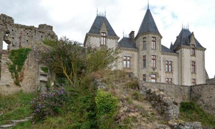 Château de Bressuire : Histoire de ce château des Deux-Sèvres