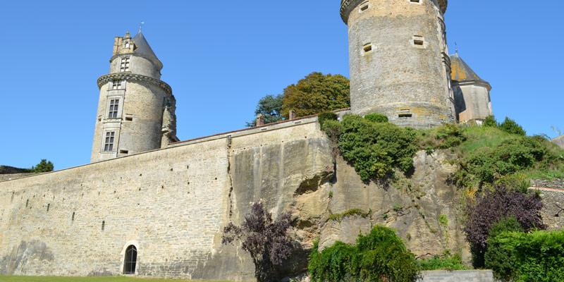Chateau Apremont Vendée