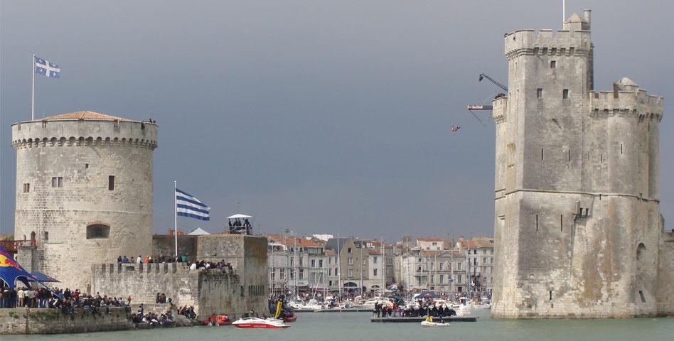 Le Red Bull Cliff Diving de La Rochelle : toutes les informations !