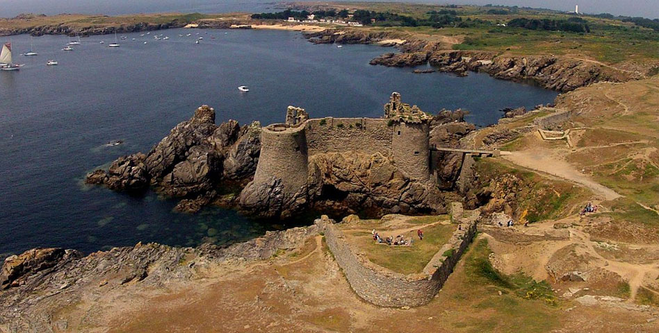 Vieux Chateau Ile d'Yeu