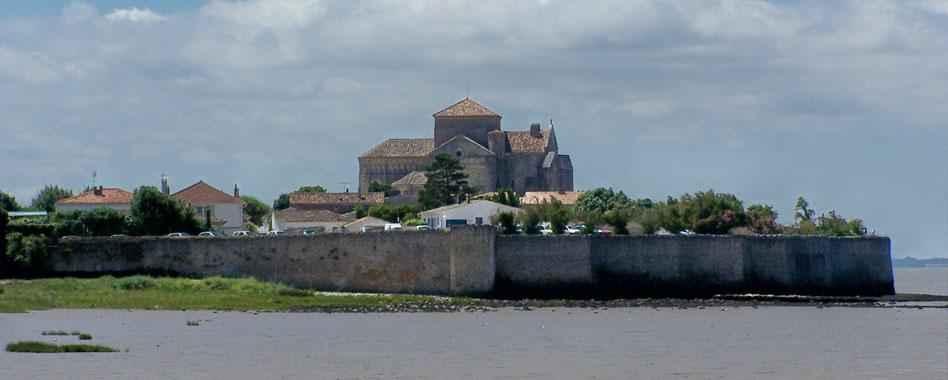 Village Talmont sur Gironde