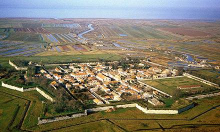 Brouage, un port maritime perdu au milieu des terres !
