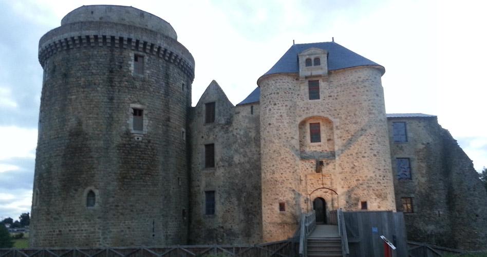 histoire du chateau de saint-mesmin