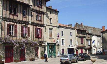 Saint-Loup-sur-Thouet : découvrir cette cité et son château