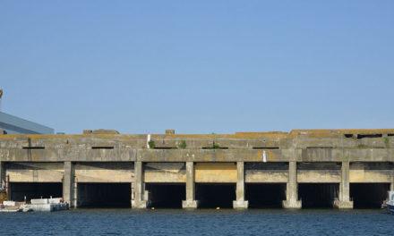 La base sous-marine de La Rochelle, un lieu secret chargé d'histoire