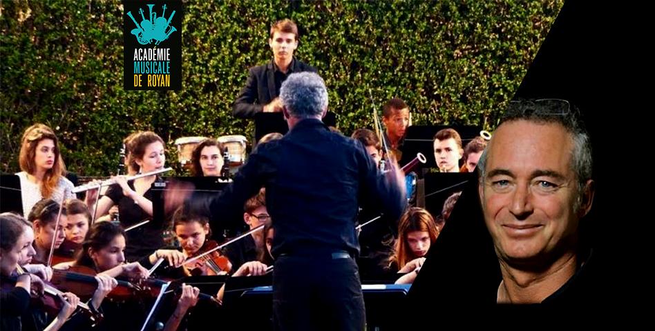 Dans la peau de Yann, directeur artistique de l'Académie Musicale de Royan