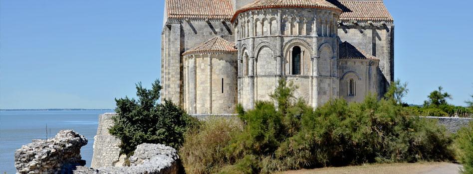 église Sainte Radegonde de Talmont