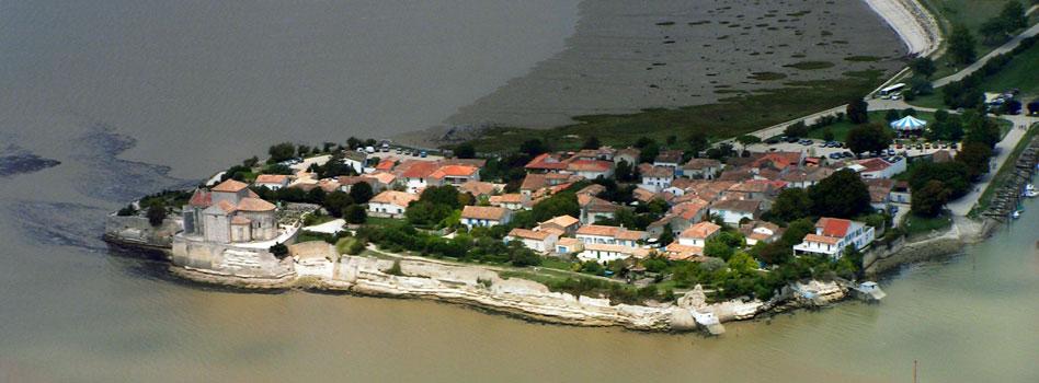 Présentation Talmont sur Gironde