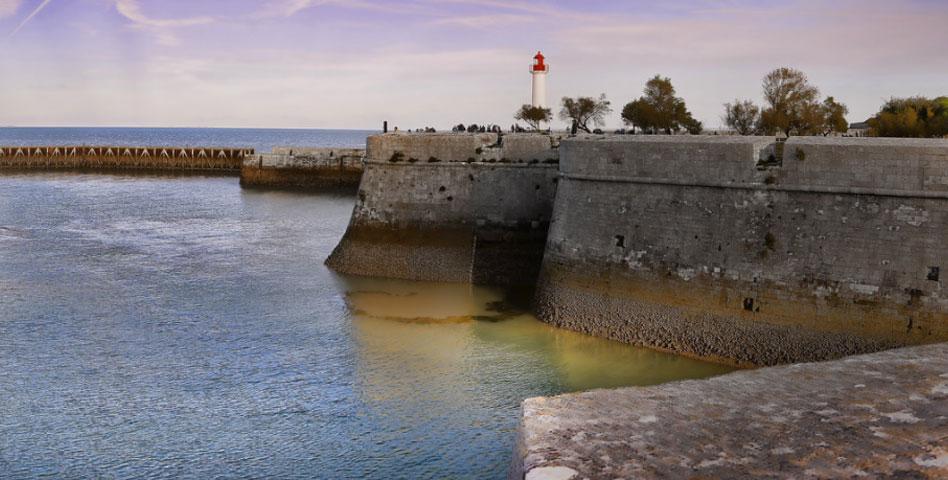 À la découverte des fortifications de Vauban sur l'île de Ré