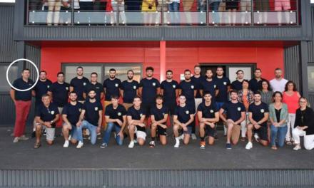 Dans la peau de Jérôme, vice-président du Handball Club de Lezay