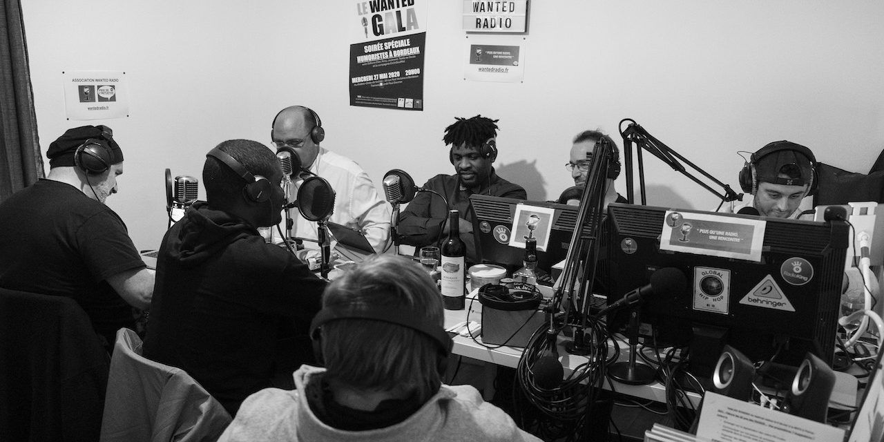 Wanted Radio Océan, soutenez une webradio de proximité