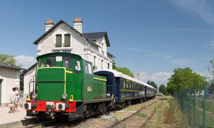 Voyage dans le temps avec le Chemin de fer de la Vendée