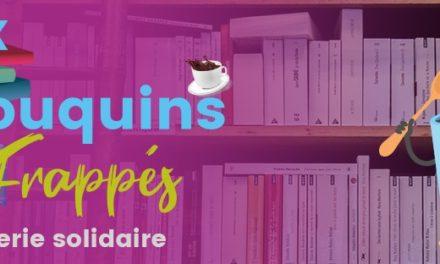 Bienvenue Aux Bouquins Frappés, bouquinerie yonnaise