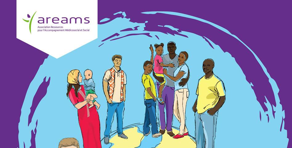 Une BD pour donner des clés aux réfugiés
