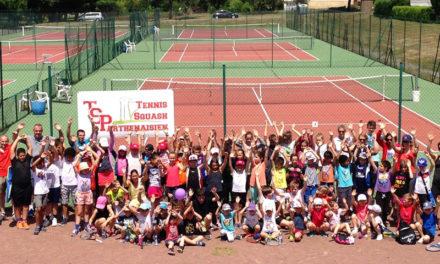 Le Tennis Squash Parthenaisien fait le break