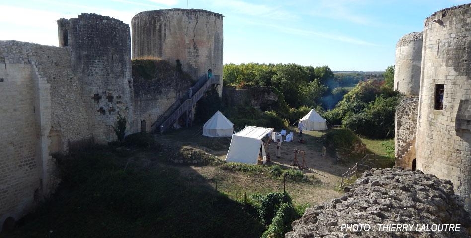 Intérieur-chateau-du-coudray-salbart