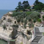 Le village de Meschers-sur-Gironde, un lieu incontournable de l'estuaire d'Europe