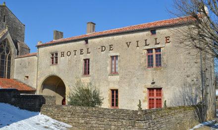 Foussais-Payré, une petite cité Renaissance en Vendée