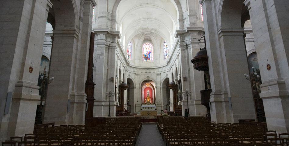 intérieur-cathédrale-la-rochelle