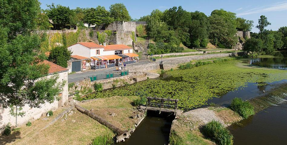 La Maison de la Rivière à Montaigu, lieu de balade incontournable